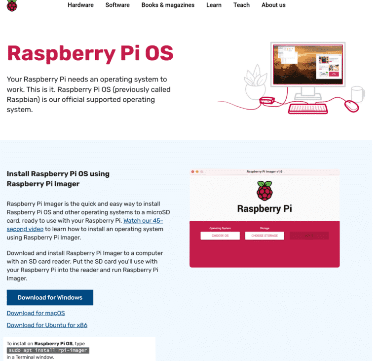Werbebildschirm mit Raspberry Pi im Kiosk Mode [selbstgemacht]